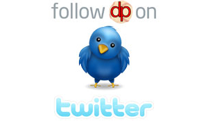 Follow DP on Twitter