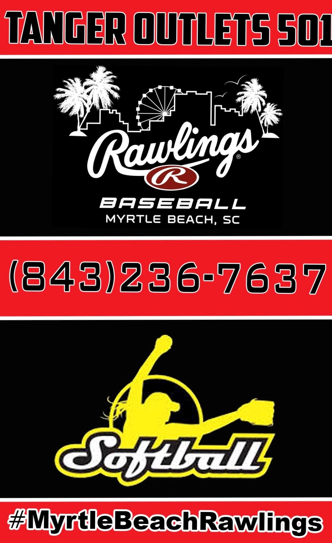 Rawlings Myrtle Beach